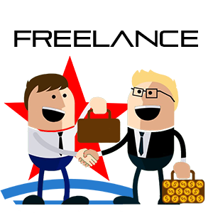 Click here to go to our Freelance Category