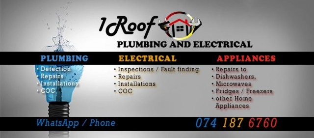 1Roof Plumbing and Electrical